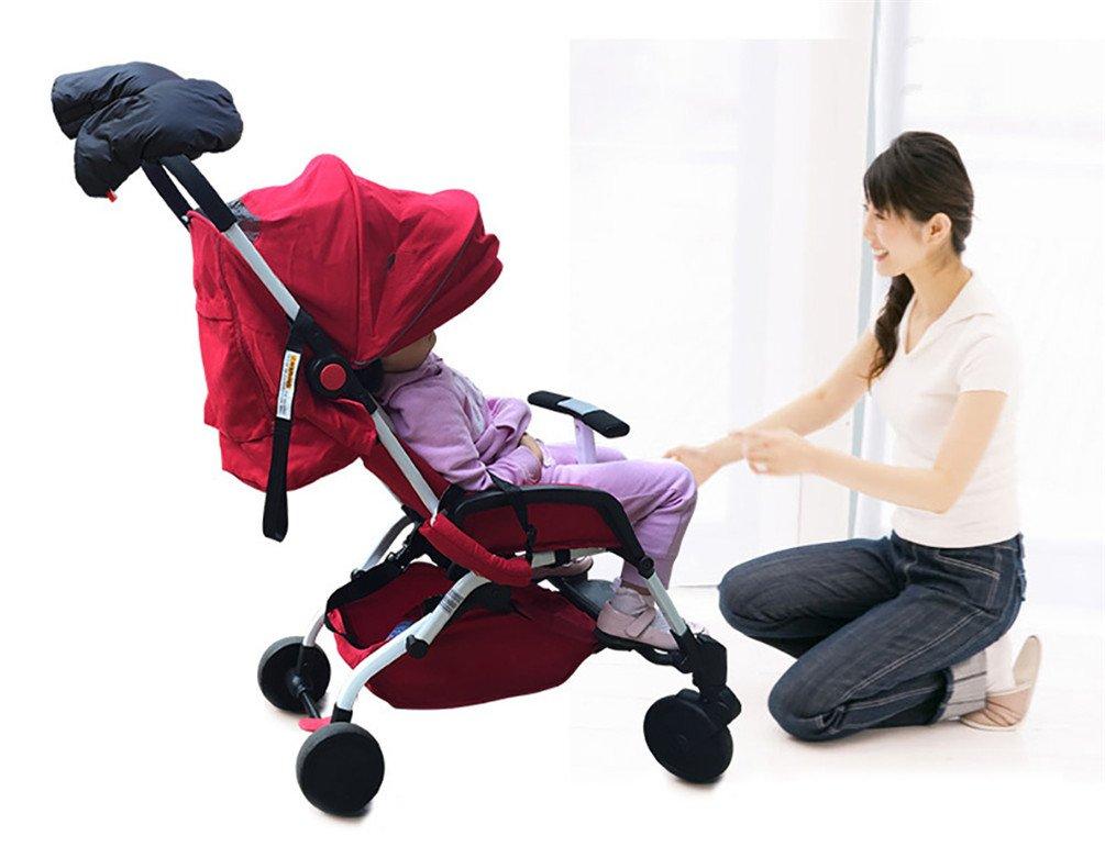 Protégete tú también del frío paseando a tu bebé por solo 12,28€