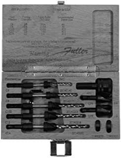 product image for Fuller 1/4 in Quick Change Taper Drill Set