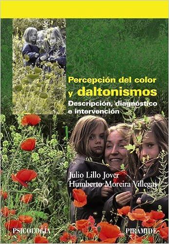Libro Epub Gratis Percepción Del Color Y Daltonismos: Descripción, Diagnóstico E Intervención