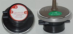 ISUMO 25870-74090 Vacuum Solenoid Modulator EGR Valve Modulator Fits: Lexus ES300 Subaru Forester Impreza Legazy Toyota Avalon Camry Celica MR2 RAV4 Solara