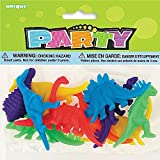 Plastic Dinosaur Figure Party Favors, 12ct