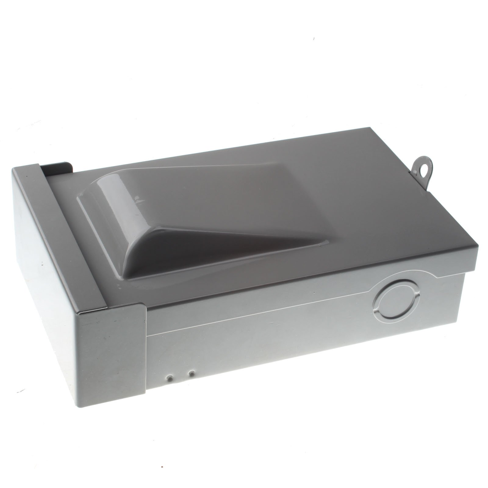 Friday Part FPDS-60A Metallic/Galvanized Steel Enclosure Fused 60 AMP Disconnect Box 240V
