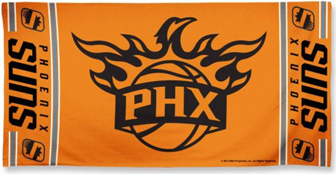 WinCraft NBA Phoenix Suns Beach Towel 30 x 60 inches