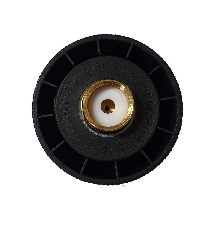 Mabi 1019 Bouchon de sécurité chaudière Polti - Safety Cap - Boiler cap - Technology for safety