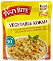 Tasty Bite Vegetable Korma Entree, Heat & Eat, 10 oz