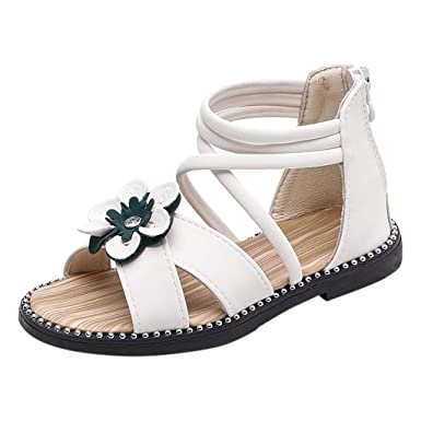 Zapatillas Niña Romanas Zapatos Elegantes Planos Berimaterry Princesa Playa Niñas Sandalias Bebé Chicas De Crystal 6gfmI7yYvb
