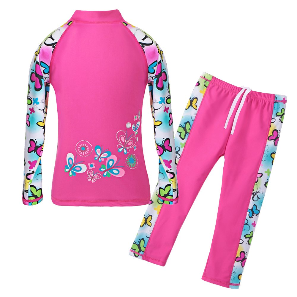 Bestgift Girls Solid Embroidery Frill Long Sleeve Sun Protection Short Jacket