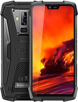 Smartphone Blackview BV9700 PRO-Android 9.0 4G LTE, pantalla de 5.84
