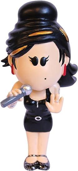 Weenicons Urban Resin Figur Amy Winehouse Rehab: Amazon.es ...