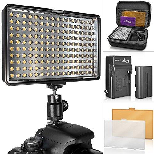 Altura Photo 160 LED Camera Light - Professio…