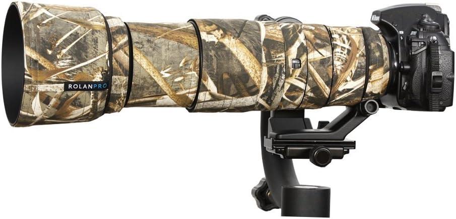 Objektivschutz Für Nikon Af S 200 500 Mm F 5 6e Ed Vr Kamera