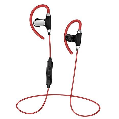 Borofone BE9 Auriculares Bluetooth 4.2 Inalámbrico Con Sonido Estéreo para Deporte / Ruido de Cancelación CVC