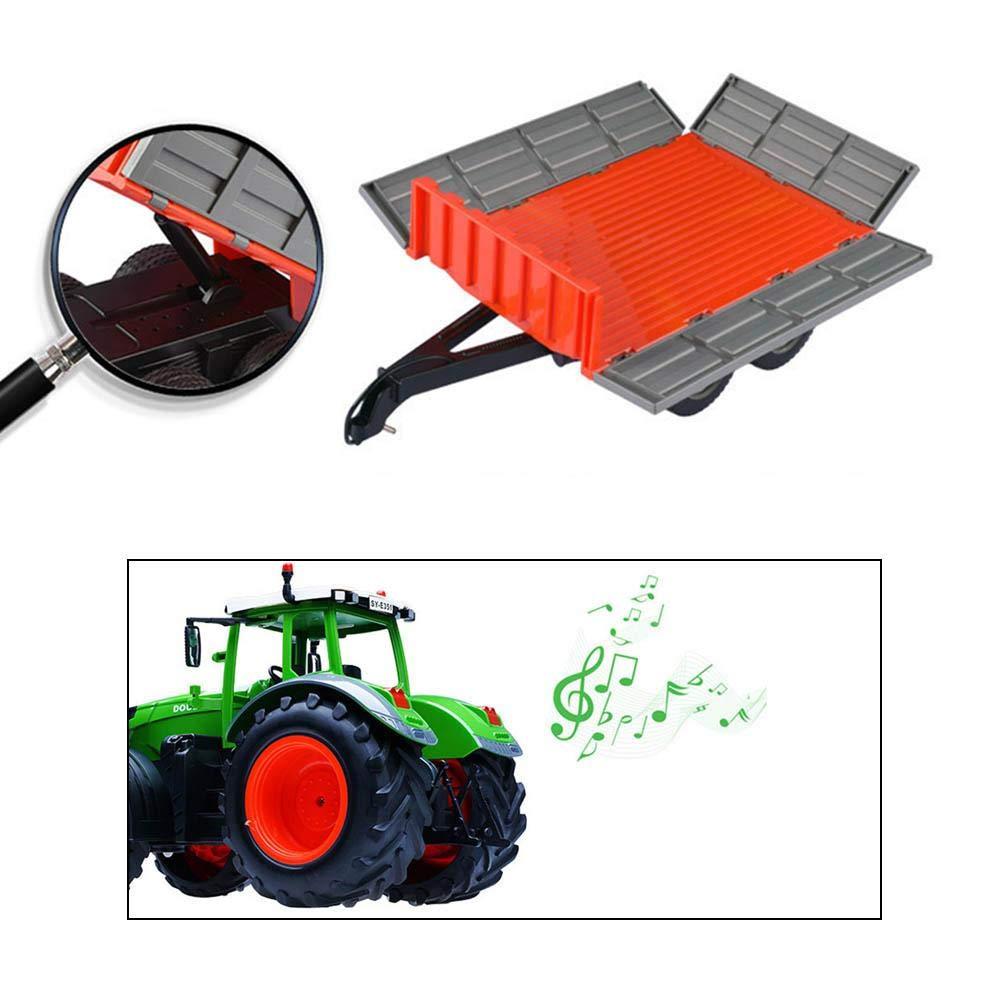 Househome Auto mit Fernbedienung, 1 16 Ferngesteuerter Muldenkipper Modell Modell Modell Elektrisches Übergroßes Spielzeug mit Fernbedienung 969e35