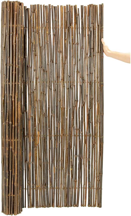 Primrose London - Cañizo (bambú, rollo de 1,9 x 1,8 m): Amazon.es: Jardín