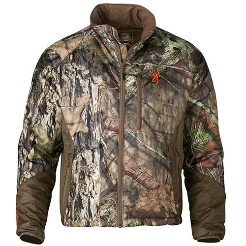 Browning 3045872804 Hell's Canyon Primaloft Jacket, Mossy Oak Break-Up Country, X-Large