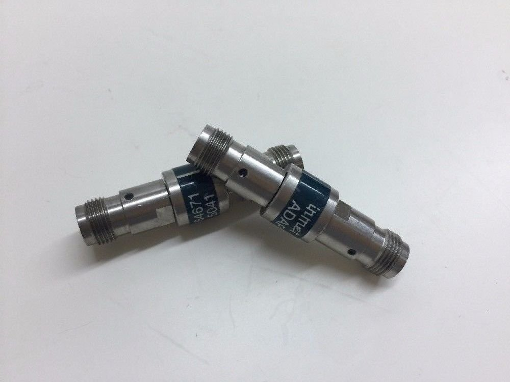 Aeroflex/Inmet Inc. Cable Connector Adapter 5041 Military Aircraft
