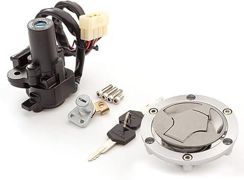 kawasaki ninja wiring harness routing amazon com fxcnc racing cnc 7 wire ignition switch fuel gas cap  cnc 7 wire ignition switch fuel gas cap