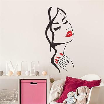 Amazon.com: Quaanti - Adhesivo decorativo para pared, diseño ...