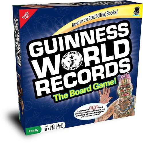 Guinness World Records The Board Game: Amazon.es: Juguetes y juegos