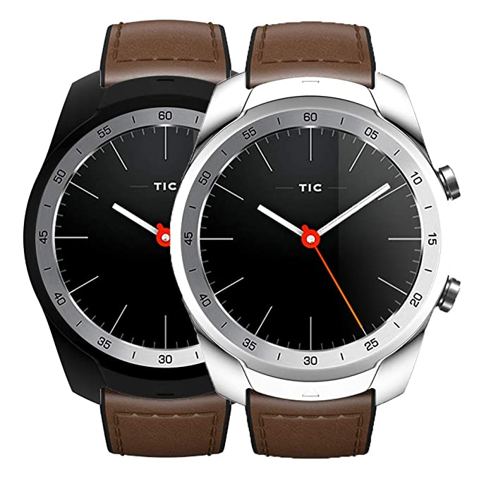 Compatible con Ticwatch Pro Watch Case, Slim Ultra Light TPU ...