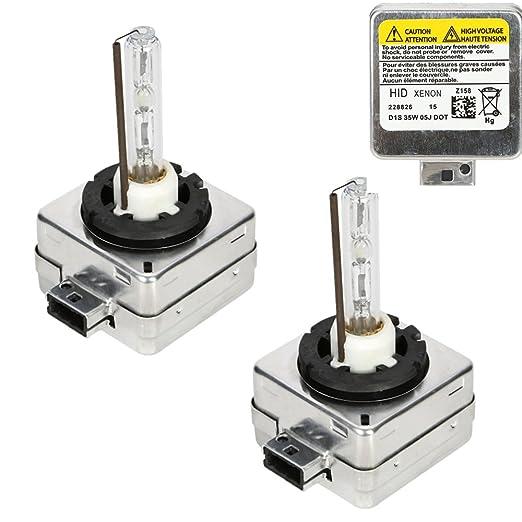 30 opinioni per Lampade D1S/C, OSAN Coppia D1S D1C 35W 6000K Xenon HID Lampadine Lampade di