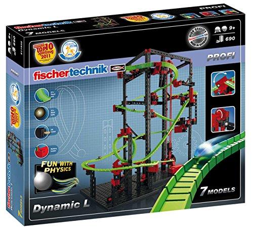 Fischertechnik 511932 - Dynamic, 7 Modelle, 690 Bauteile