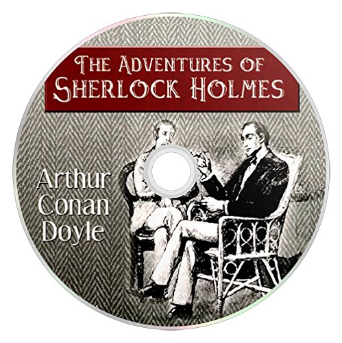 Adventures of Sherlock Holmes (MP3 CD) (LibriVox Audiobook)