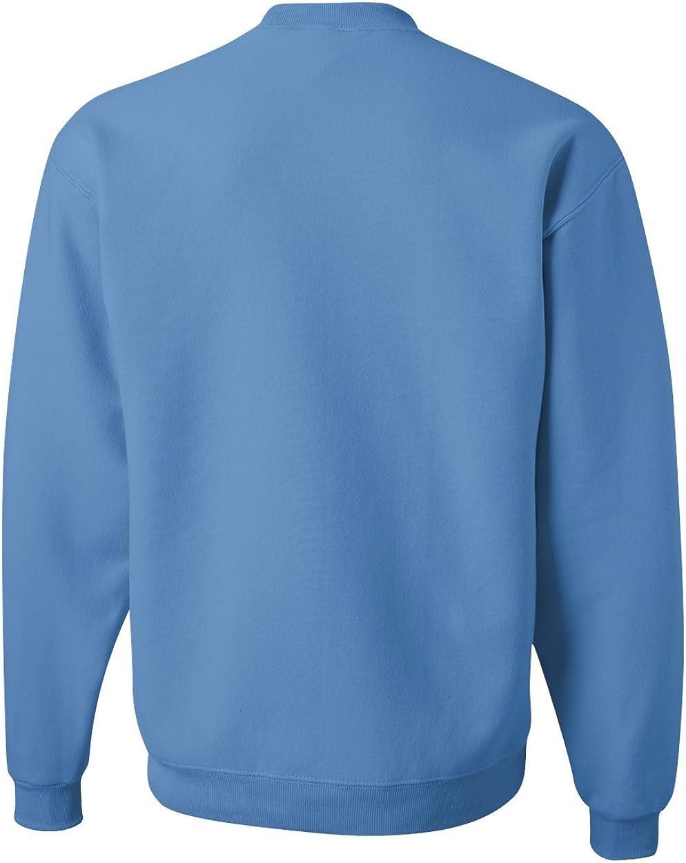 Jerzees 4662 9.5 oz 50//50 Super Sweats Fleece Crew