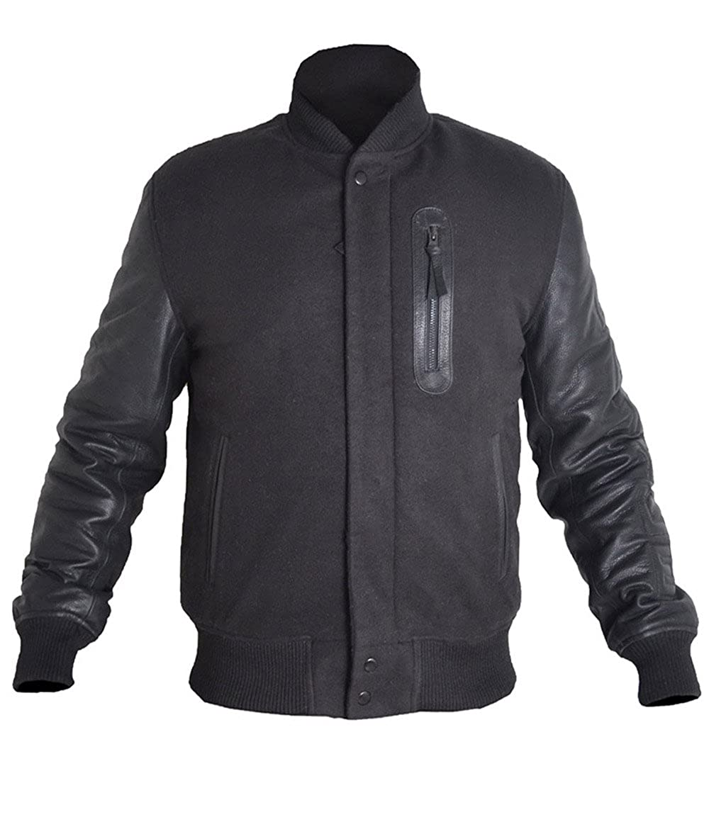 78efb7910d789d Amazon.com  TOFFHUB Michael B Jordan Battle Adonis Creed Jacket with PU  Sleeves XXS-5XL BLACK  Clothing