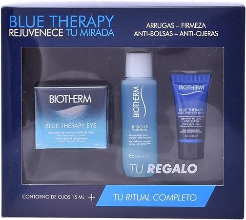 Biotherm - Estuche de regalo blue therapy eyes: Amazon.es: Belleza