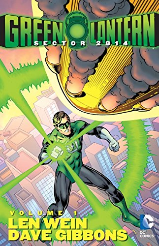 Green Lantern: Sector 2814 Vol. 1