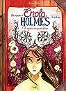 Les enquêtes d'Enola Holmes, tome 3 : Le mystère des pavots blancs par Blasco