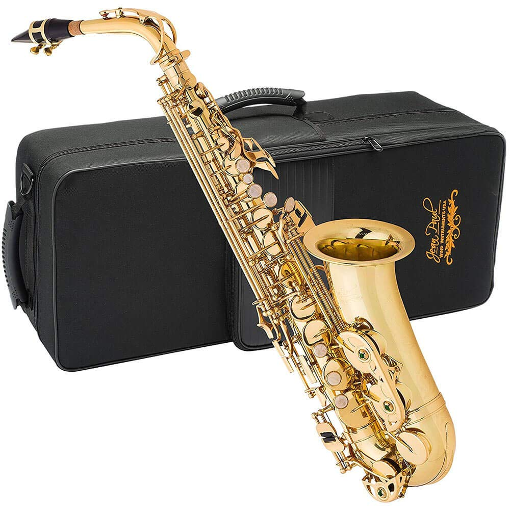 Jean Paul USA AS-400 Student Alto Saxophone by Jean Paul USA