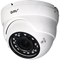 R-Tech RVD70W 1000TVL Outdoor Dome Security Camera (White)