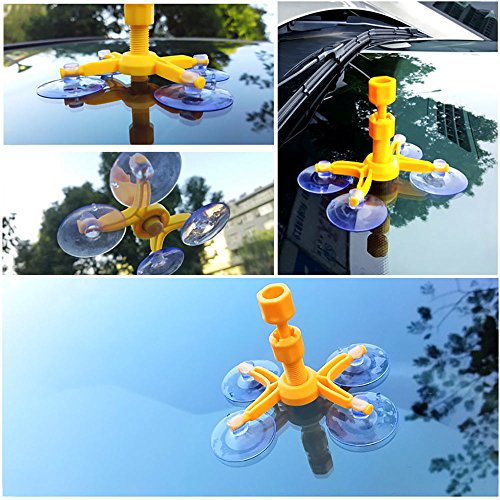 Mookis Windshield Repair Kit to Fix Car Cracks,Chips,Bull's Eyes and Starts by Mookis (Image #4)