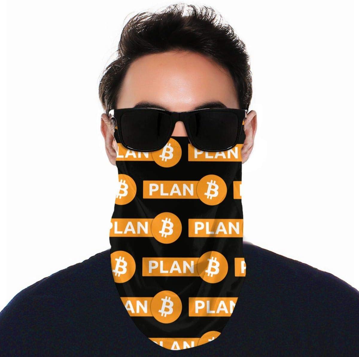 Wangqiuying19 - Pañuelo para la cara, diseño de Bitcoin Plan ...