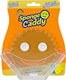 Sponge Caddy by the makers of The Original Scrub Daddy - Universal sponge holder!