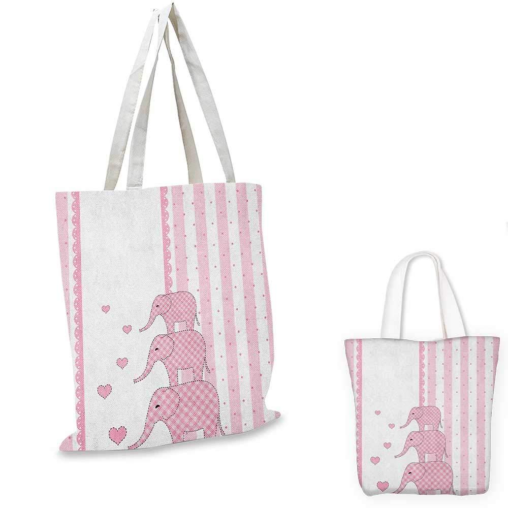 ファッション 象の赤ちゃんの象 カラー20 蝶のデザインの遊び 可愛いパターン グレーペールピンクホワイト。 16