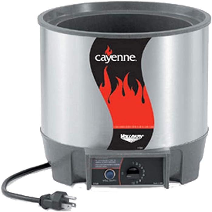 Vollrath Cayenne 7 qt. Round Heat 'N Serve Food Warmer