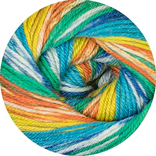 Cascade Heritage Prints Sock Yarn 55 Fiesta ()