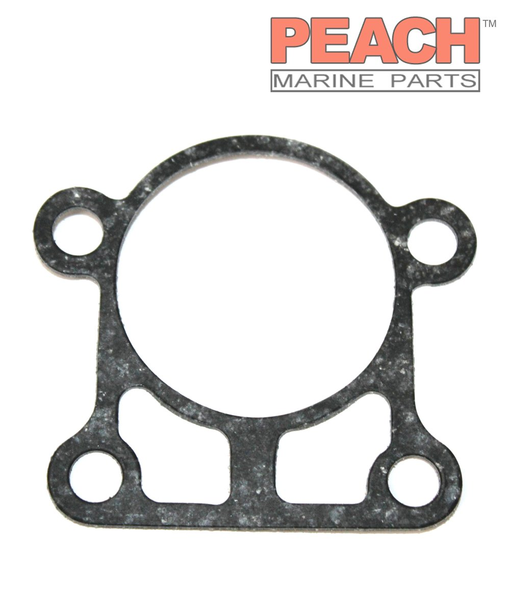 Peach Marine Parts PM-663-44316-A0-00 Gasket, Water Pump; Replaces Yamaha: 663-44316-A0-00, 663-44316-00-00, Sierra: 18-99149 Made by Peach Marine Parts