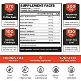 Old-School-Labs-Vintage-Burn-Thermogenic-Fat-Burner-Weight-Loss-Supplement-120-Natural-Veggie-Pills