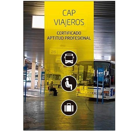 Manual Certificado Aptitud Profesional CAP Específico Viajeros. ROTT 2019 Reglamento de la Ley de Ordenación de los Transportes Terrestres Ed. Ene 2020: Amazon.es: etrasa editorial tráfico vial: Libros