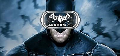 Batman: Arkham VR - SteamVR [Online Game Code]