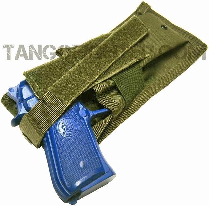 Modular Pistol Pouch Holster--Black