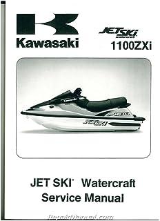 Kawasaki 1100 Jet Ski Wiring Diagram - Wiring Diagrams on