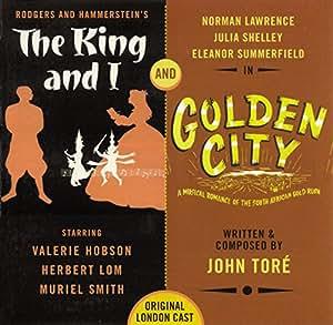 King And I / Golden City (Original London Cast)