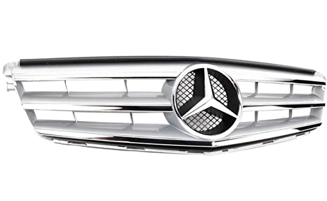 Autopa 2048800023 frontal frontal capucha Grille para Mercedes W204