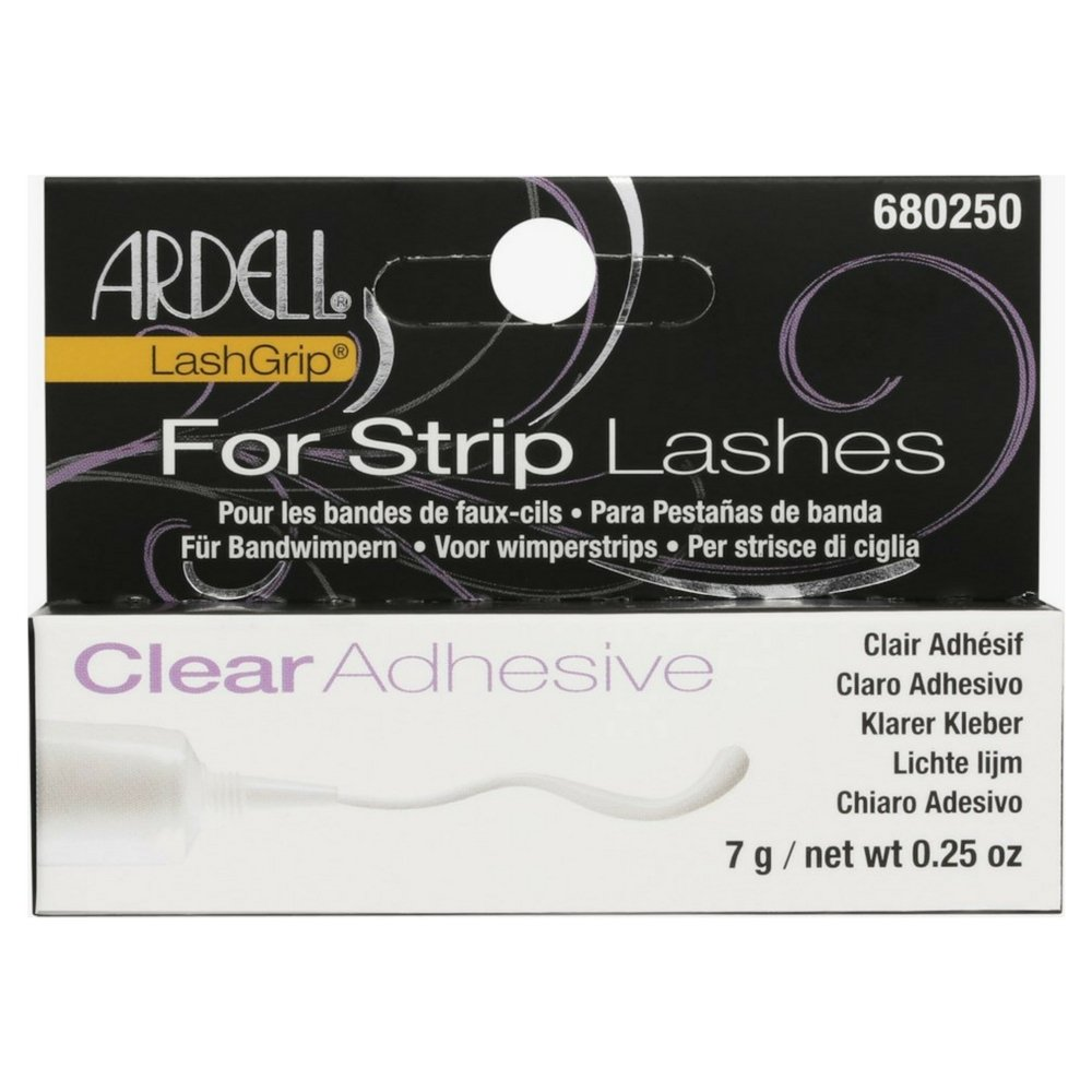 Ardell LashGrip Eyelash Adhesive, Clear 0.25 oz (Pack of 6) A.I.I. ARDELL