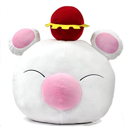 Amazon.com: Final Fantasy Type-0 mascota cojín: Moogle: Toys ...